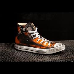 Bleach - Converse All Star