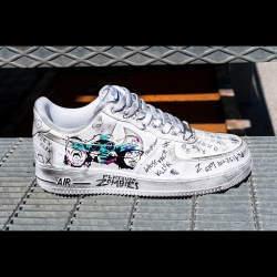 Zombies - Nike Air Force 1