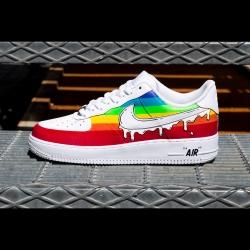 Off-Rainbow - Nike Air Force 1
