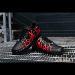 Flame - Nike Air Force 1